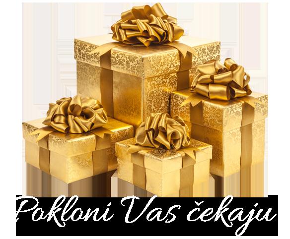 Kapital Extra - Pokloni